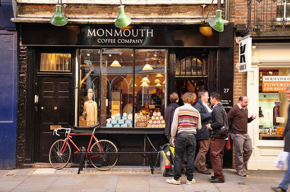 Monmouth Coffee Review
